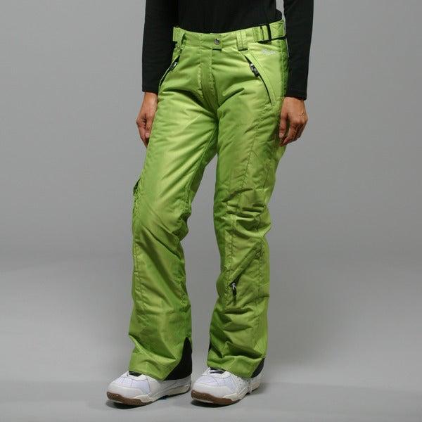 Marker Women's 'SL' Apple Insulated Ski Pants