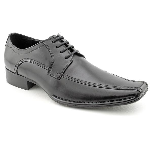 Steve Madden Men's 'Brawny' Leather Dress Shoes