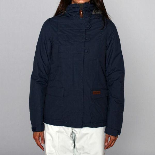 Rip Curl Women's Symphony Ski Jacket in Insignia Blue