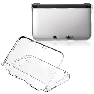 INSTEN Clear Crystal Case Cover for Nintendo 3DS XL