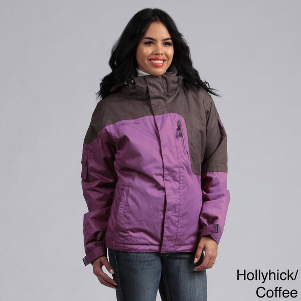 "Predator Wear Women's ""Minnow"" Hooded Ski Jacket"