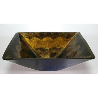 Glass Vessel Sink Bowl