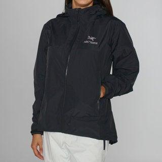 Arc'teryx Women's 'Beta SL' Deep Dusk Ski Jacket (L)