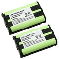INSTEN Compatible Ni-MH battery for Panasonic HHR-P104 (Pack of 2)