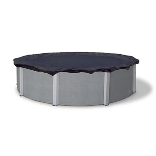 Dirt Defender Bronze Series Round Above Ground Winter Pool Cover