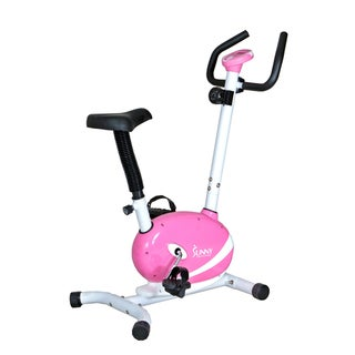 Sunny Pink Magnetic Upright Bike
