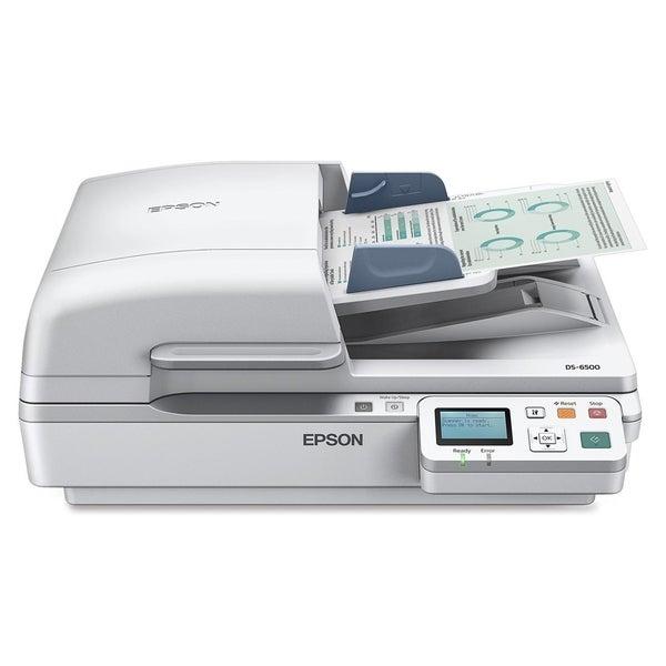Epson WorkForce DS-6500 Flatbed Scanner - 1200 dpi Optical