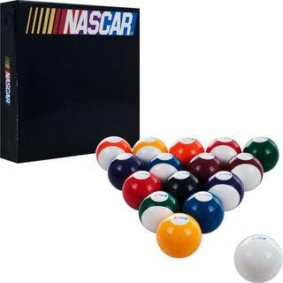 Nascar Set of 16 Billiard Balls