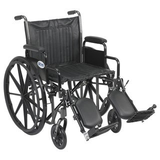 Silver Sport 2 Wheelchair with Various Arms Styles and Front Rigging Options