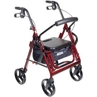 Duet Transport Wheelchair Rollator Walker