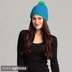Minus33 Unisex 'POM' Expedition Weight Merino Wool Beanie Hat