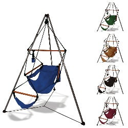Tripod Stand and Hammock Chair Combo