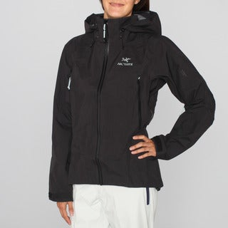 Arc'teryx Women's 'Beta AR' Black Ski Jacket