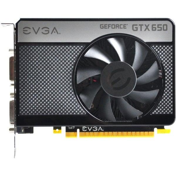 EVGA GeForce GTX 650 Graphic Card - 1.06 GHz Core - 1 GB GDDR5 SDRAM