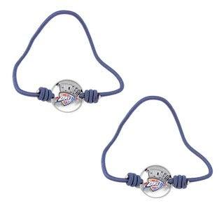 Aminco NBA Stretch Bracelets/ Hair Ties Set of (2)