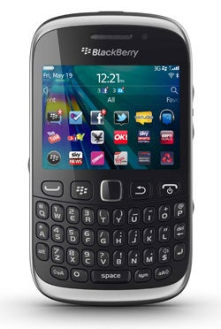 Blackberry Curve 9320 GSM Unlocked QWERTY Cell Phone