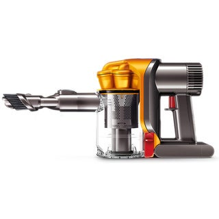 Dyson DC34 Iron/Yellow Handheld Vacuum (New)- CLEARANCE