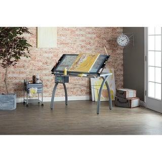 Studio Designs Silver/Blue Futura Craft Station