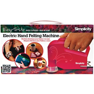 Simplicity Electric Hand Held Felting Machine