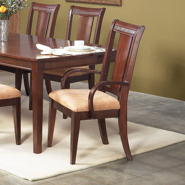 American Lifestyles Salvatore Arm Chairs (Set of 2)