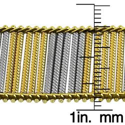 14k Two-tone Gold 7-inch Athina Bracelet
