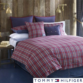 Tommy Hilfiger Bear Mountian Plaid 3-Piece Comforter Set