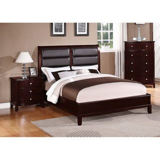 Black bedroom sets overstock shopping stylish bedroom for 3 piece queen size bedroom set