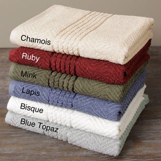 Janet 10-piece Cotton Towel Set