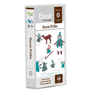 Cricut Seasonal 'Snow Folks' Cartridge