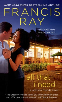 All That I Need (Paperback)