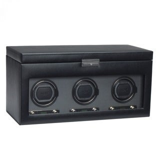 WOLF Viceroy Module 2.7 Triple Watch Winder