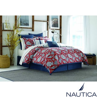 Nautica Tisbury 4-piece Cotton Comforter Set