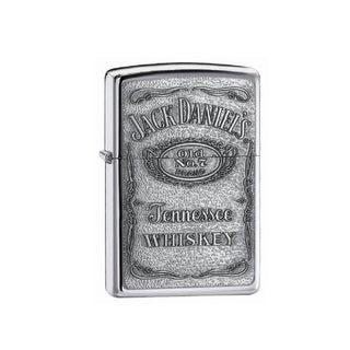 Zippo Jack Daniel's Label Lighter