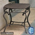 International Caravan Lisbon Resin Wicker Outdoor Table