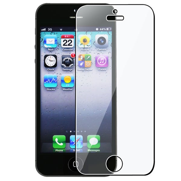 INSTEN Clear Screen Protector for Apple iPhone 5/ 5S/ 5C