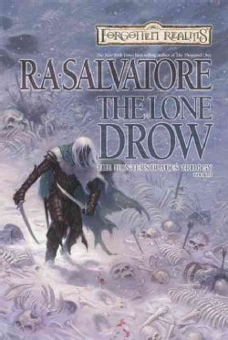 The Lone Drow (Paperback)