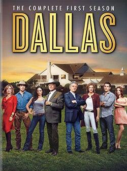 Dallas: The Complete First Season (DVD)
