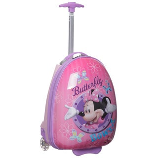 Disney by Heys 'Minnie Butterfly Bows' Carry On Upright