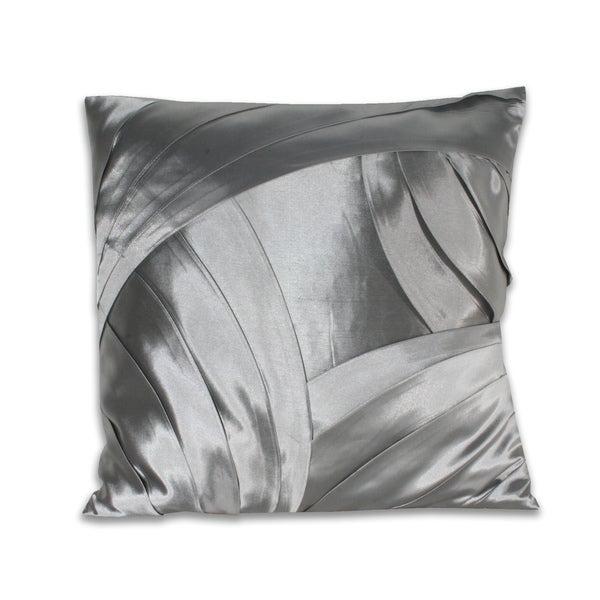 Delaine Silk Decorative Pillow