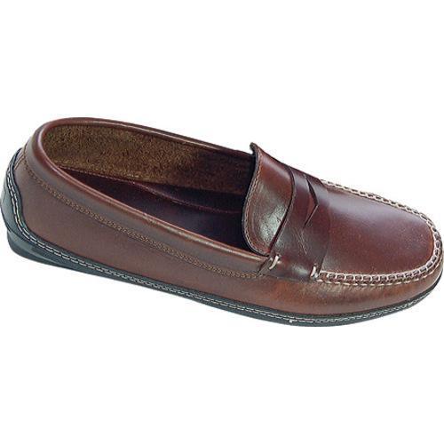 Men's David Spencer Key West Briar Waxy Leather