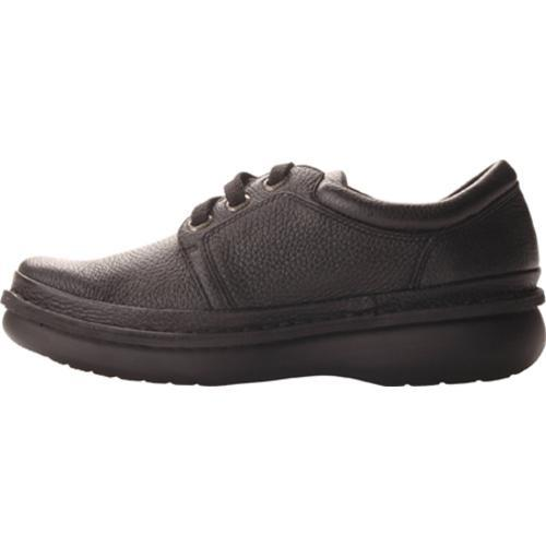 Men's Propet Village Walker Black Grain