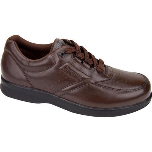 Men's Propet Vista Walker Brown Smooth