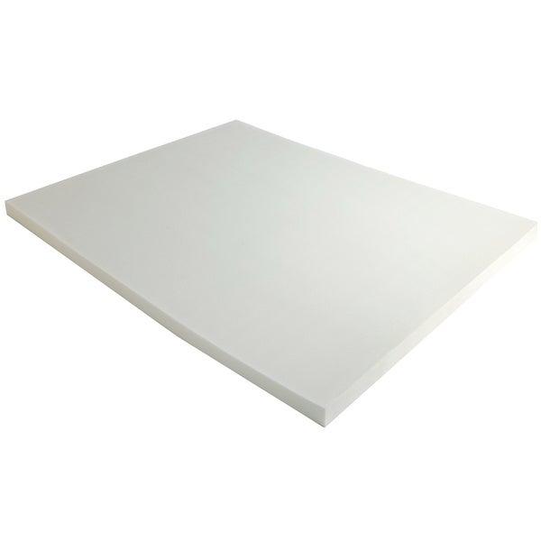 Splendorest 3-inch Slab Memory Foam Topper