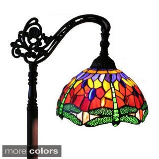 Warehouse of Tiffany Dragonfly Reading Lamp