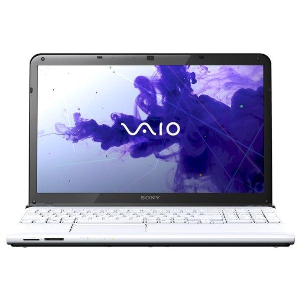 "Sony VAIO E SVE15124CXW 15.5"" LED Notebook - Intel Core i3 i3-3110M D"
