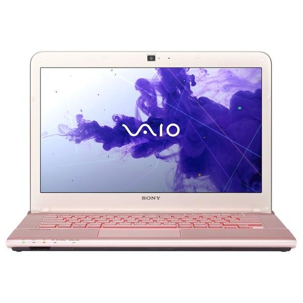 "Sony VAIO E SVE14126CXP 14"" LED Notebook - Intel Core i5 i5-3210M Dua"