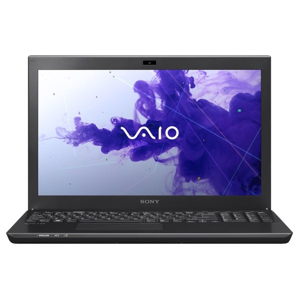"""Sony VAIO SVS15123CXB 15.5"""" LED (In-plane Switching (IPS) Technology)"""