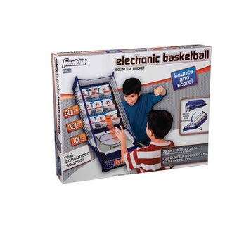 Franklin Electronic Basketball Bounce A Bucket