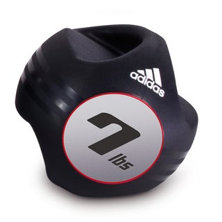 Adidas 7-pound Medicine Ball with Handles