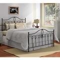 Rebecca Metal Queen-size Bed